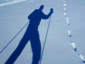 skisilhouete
